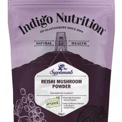Indigo Reishi Mushroom Powder