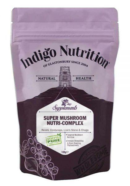 Indigo super mushroom nutri complex