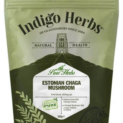 Indigo Estonian Chaga Mushroom Herbal Tea
