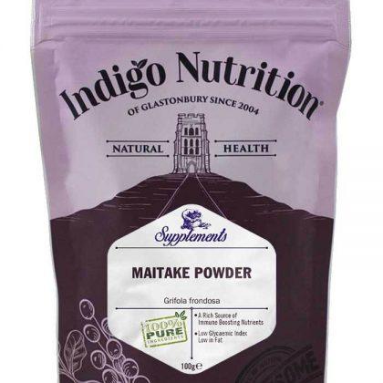 Indigo Maitake Mushroom Powder