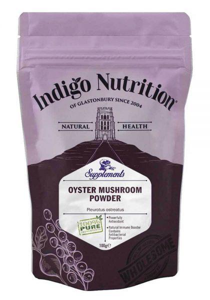 Indigo Oyster Mushroom Powder